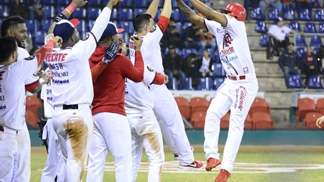 Beisbol, LMP: Los Mayos hicieron fatídica la séptima para vencer a Venados