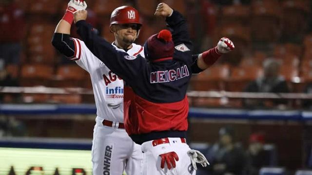 Beisbol, LMP: Bajo la lluvia, Águilas decidieron en la séptima entrada