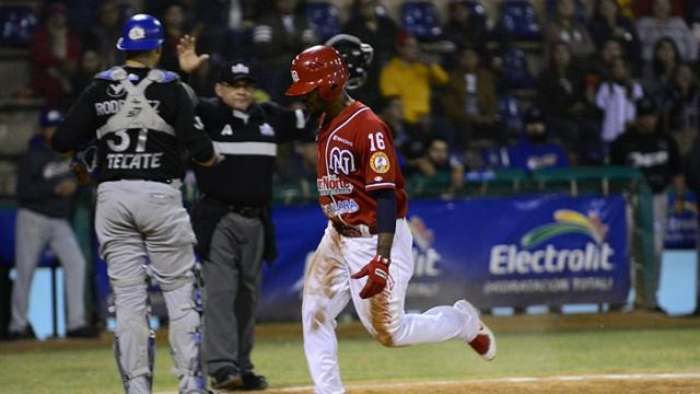 Beisbol, LMP: Jorge Flores resolvió el primero para Mayos ante Charros