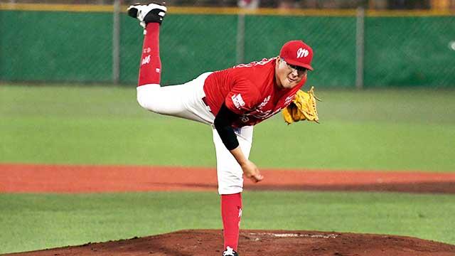 Beisbol, LMB: Lució el pitcheo de Diablos Rojos en Texcoco y ganó por blanqueada