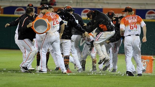 Beisbol, LMP: Jasson Atondo le dio la novena victoria consecutiva a Naranjeros