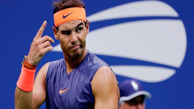 Tenis: SIN MIEDO AL RETIRO