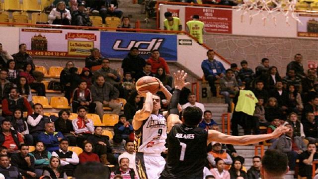 LNBP, Baloncesto: Panteras se impone de visitante