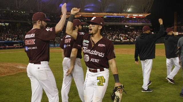 Beisbol, LMP: Los guindas armaron rally en la séptima que les valió la serie