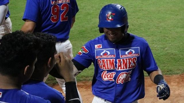 Beisbol, LCBP: Carlos Vidal completó una extraordinaria faena ante Toros