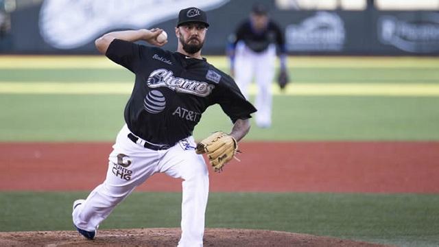 Beisbol, LMP: Espectacular trabajo de Will Oliver para guiar al triunfo a Charros