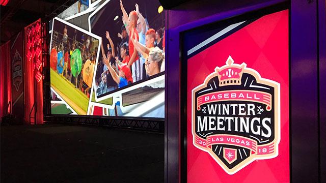 Beisbol, LMB: Iniciaron las WInter Meetings 2018 en Las Vegas
