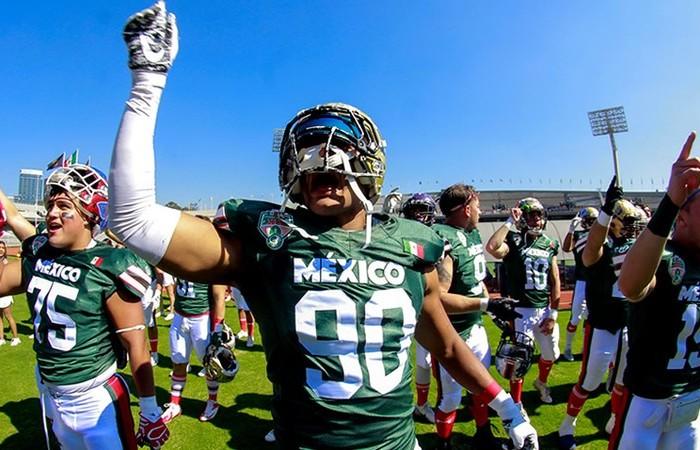 FUTBOL AMERICANO, ONEFA: México lo hace de nuevo