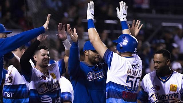 Beisbol, LMP: A ritmo de Home Run, los Charros se colocan a un triunfo de la semifinal