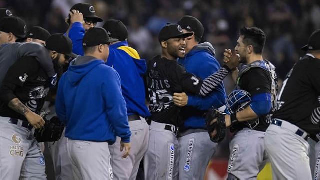 Beisbol, LMP: Charros avanza a la semifinal dejando en el camino al campeón