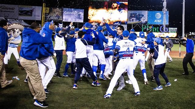 Beisbol, LMP: Los Charros de Jalisco se ubican en la Serie Final de la LMP