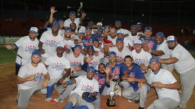 Beisbol, LCBP: Caimanes celebró su décimo título