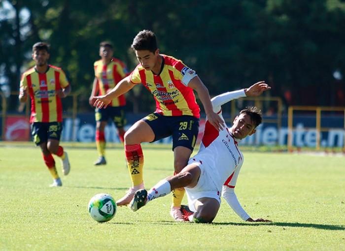 Fútbol, Liga MX: Resultados del fin de semana (Sub-20 y Sub17)