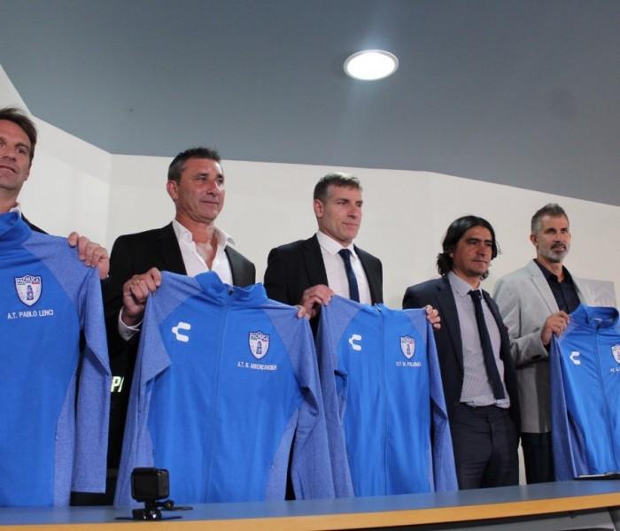 Fútbol, Liga Mx: Martín Palermo es presentado como Director Técnico del Pachuca