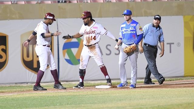 Beisbol, LBPRC: Los Indios iniciaron con victoria el Round Robin