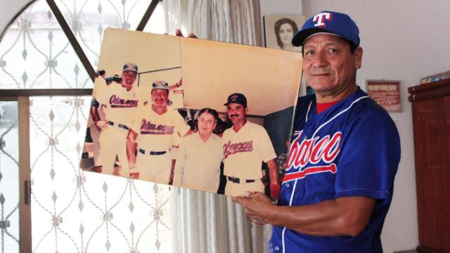 Beisbol, LMB: Homenaje a Cecilio Ruiz en Tabasco con Juego de Veteranos