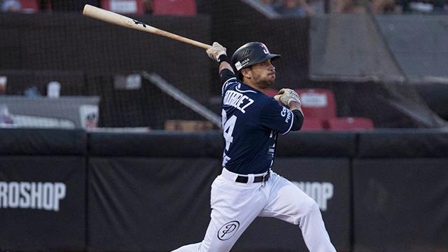 Beisbol, LMB: Isaac Rodríguez seguirá con Toros en 2019