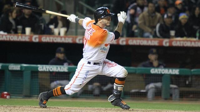 Beisbol, LMP: Jasson Atondo, Novato del Año de la Liga Mexicana del Pacífico