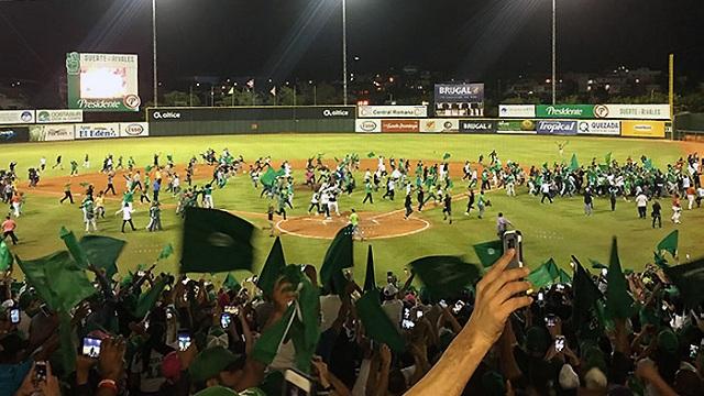Beisbol, LIDOM: Estrellas Orientales se coronaron campeones en LIDOM tras 51 años