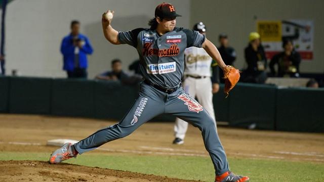 Beisbol, LMP: Con Luis Alonso Mendoza en la loma, Naranjeros empató la serie