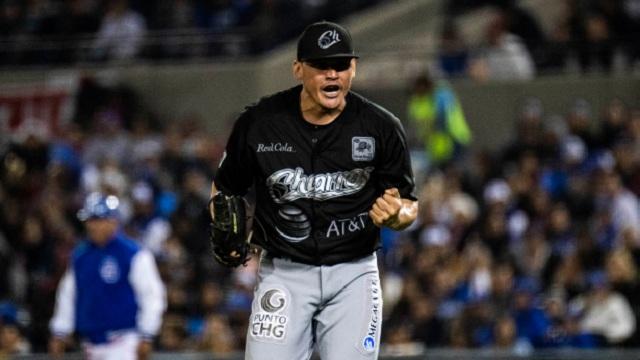 Beisbol, LMP: El brazo de Orlando Lara pone a Charros a un triunfo del título