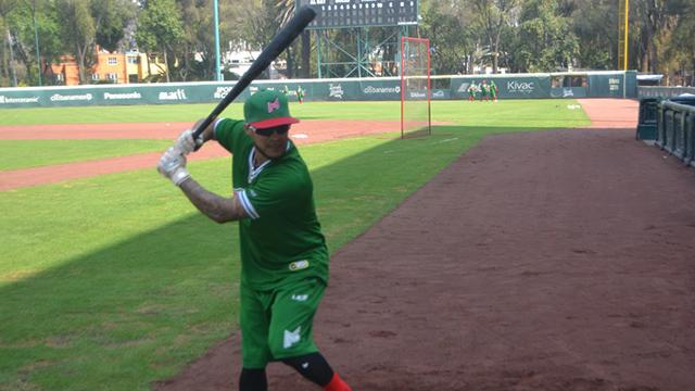Beisbol, LMB: Tercer entrenamiento de México en el Fray Nano