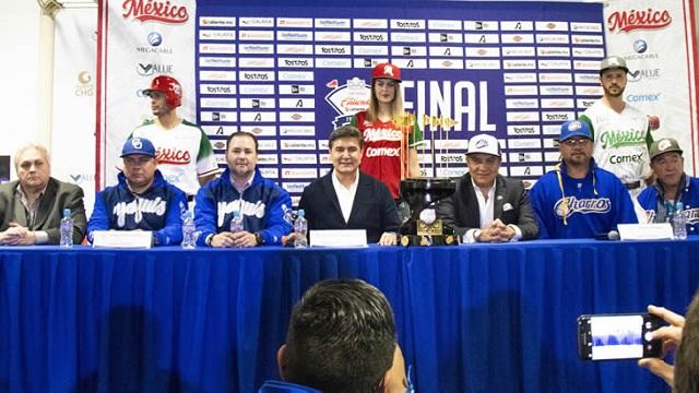 Beisbol, LMP: Arranca la final de la LMP y presentan la piel de México para la Serie del Caribe