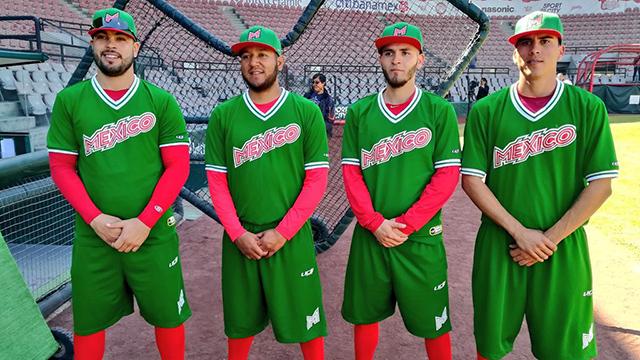 Beisbol, LMB: Cuatro Piratas a la Selección Mexicana