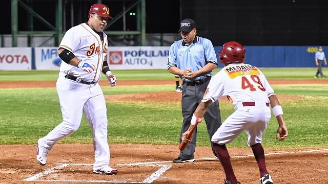 Beisbol, LBPRC: Mayagüez derrotó a Carolina y Santurce va a la final