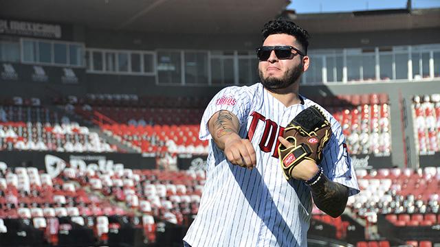 Beisbol, LMB: Ricky Álvarez siempre se imaginó con Toros