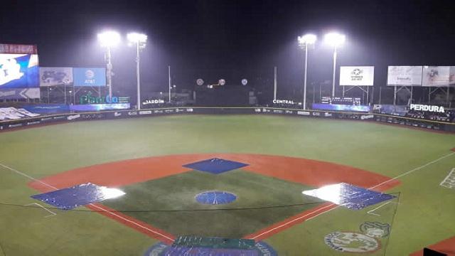 Beisbol, LMP: El tercer juego de la semifinal entre Venados y Charros se pospone por lluvia