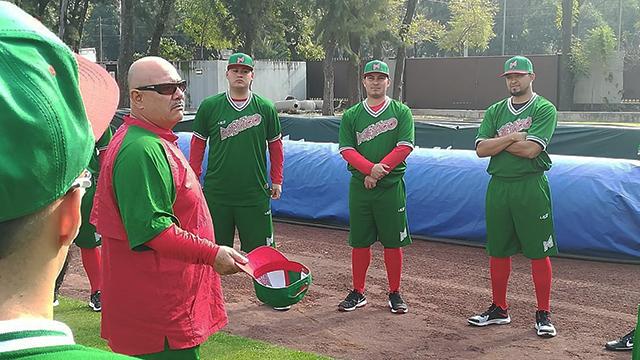 Beisbol, LMB: Definida la rotación de México para el Pre Panamericano