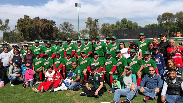 Beisbol, LMB: La Selección Mexicana convivió con aficionados