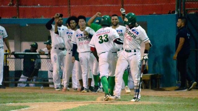 Beisbol, LCBP: Katayama y Toros abrieron con victoria sobre Tigres el Round Robin