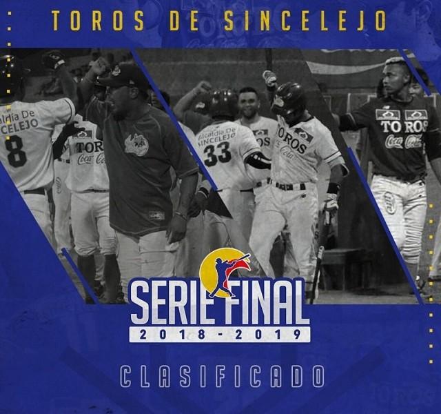 Beisbol, LCBP: Diover Ávila metió a Toros en la final con hit de oro