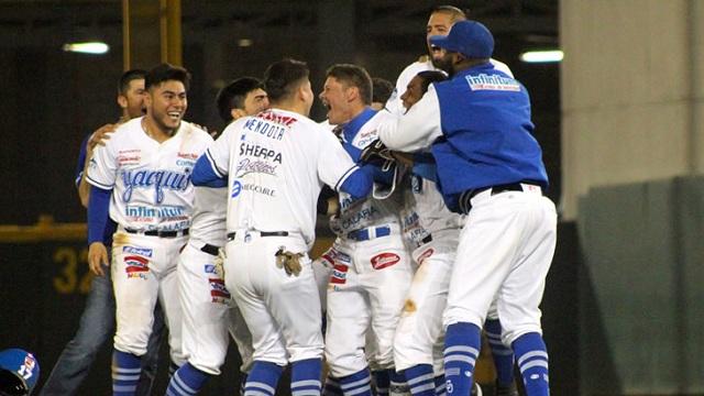 Beisbol, LMP: Yaquis recorta distancia con triunfo en juegazo de extra innings