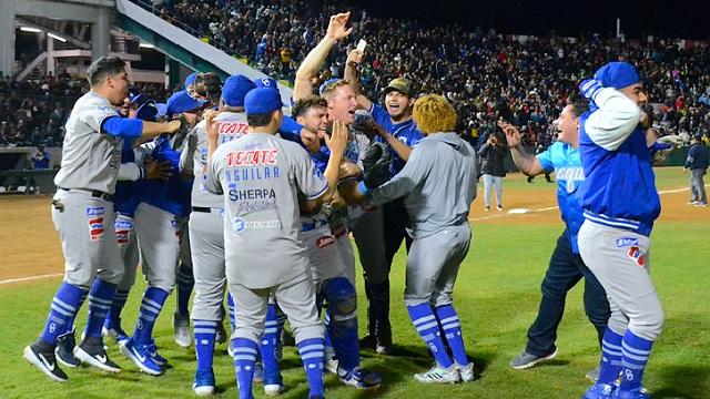 Beisbol, LMP: Yaquis se lleva la victoria en Los Mochis y alcanza la Serie Final