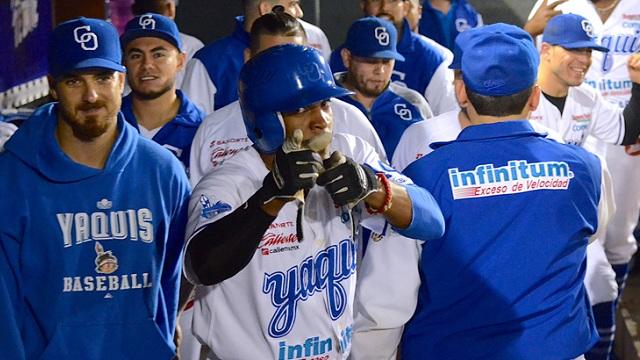 Beisbol, LMP: Con gran labor de pitcheo, Yaquis empató la semifinal a Cañeros