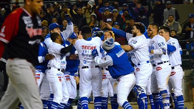 "Beisbol, LMP: Cuadrangular del ""Cacao"" Valdez definió en favor de Yaquis"