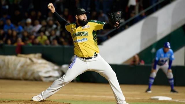 Beisbol, LMP: Gran de trabajo de Yoanys Quiala y Cañeros toma ventaja de dos juegos