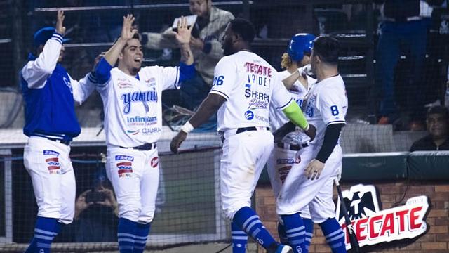 Beisbol, LMP: Yaquis logró increíble remontada y toman ventaja en la Serie Final