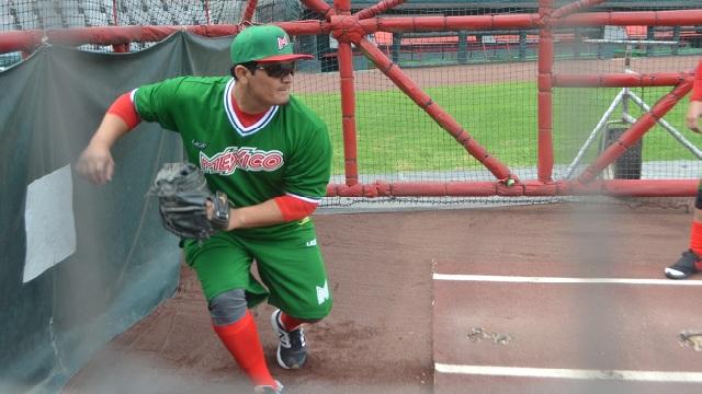 Beisbol, LMB: Primera práctica de México en el Fray Nano