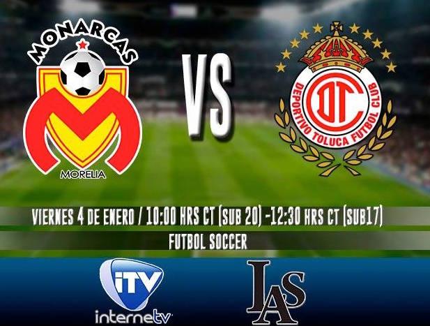 Fútbol, LigaMx: Regresan la #Sub17 y #Sub20 a InternetvDeportes