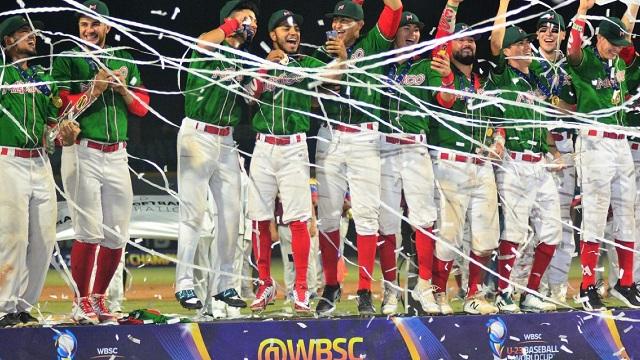 Beisbol, LMB, WBSC: La WBSC se asocia con CONADE para llevar el Mundial Sub-23 a México