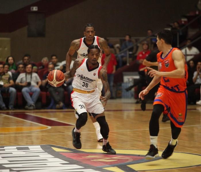 Básquetbol, LNBP: Leñadores vence 92-72 a Huracanes y se encamina a playoffs