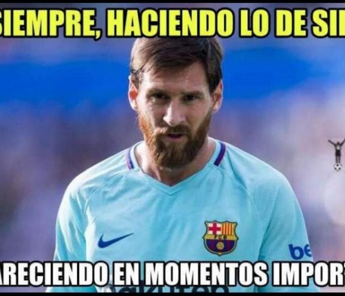 Fútbol, Copa del Rey: ¡Llegan los memes del empate entre Barcelona y Real Madrid en copa del Rey!