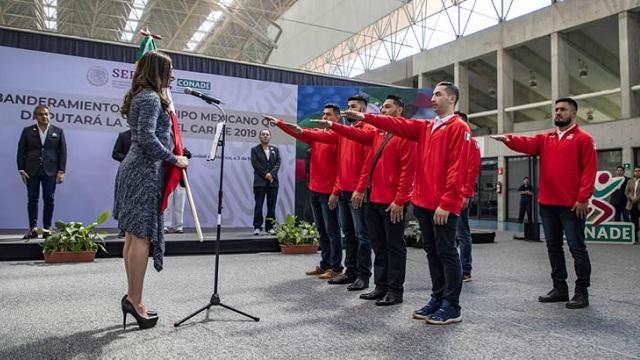 Beisbol, LMP: Abanderan a equipo de México previo a la Serie del Caribe 2019