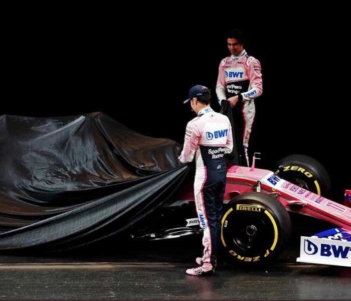 Automovilismo, Fórmula 1: ¡Conoce el nuevo auto del Checo Pérez! Racing Point muestra la fuerza de su arsenal