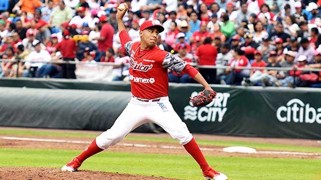 Beisbol, LMB: Carlos De León se unió a la pretemporada escarlata