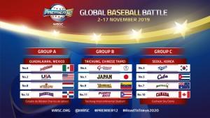 Groups-A-B-C-WBSC-Premier12-2019
